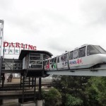Darling Harbour monorail