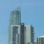 Q1 in Surfers Paradise - the world's tallest residential tower