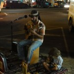 Buskers in Byron Bay