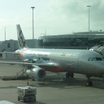 Jetstar flight to Cairns