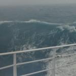 3 metre swell