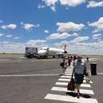 Just landed in Alice Springs