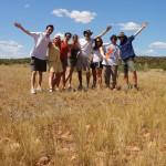 Safari survivors!