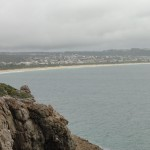 View of Plettenberg Bay from Robberg