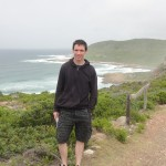 Me at the Robberg Nature Reserve