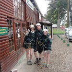 Ready to go zip-lining