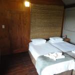 Luxury tent in Nkambeni camp