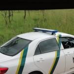 Kruger patrol vehicle
