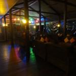 Bar at Nkambeni camp