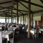 Dining area at Nkambeni camp