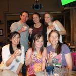 Me, Lita, Hannah, Kat, Shammy and Noz