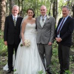 Bill, Lita, Matt and Nigel