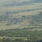 View over the Askari Game Lodge