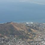 View of Cape Town stadium