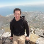 Me overlooking Cape Town