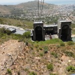 Cableway base station
