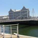Swing bridge at the V&A Waterfront