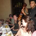 Very large pepper grinder