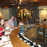 Tasting at Fairview